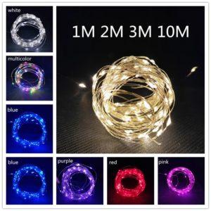 Světelný LED řetěz