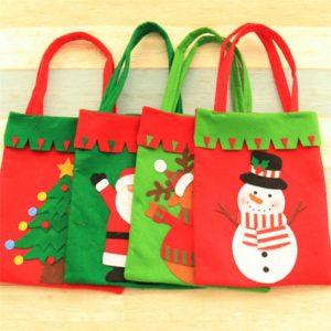 Roztomilé vánoční taštičky Rudolf