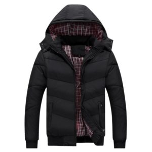 Zimní bunda Barclay s odepínatelnou kapucí