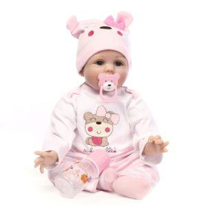 Realistická panenka miminka