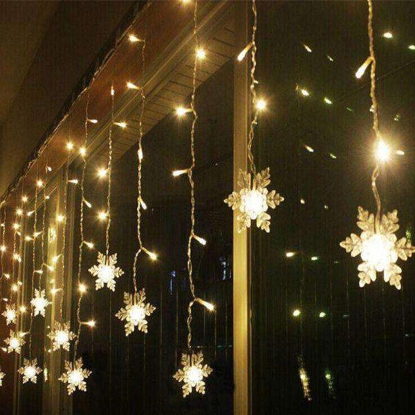 Vánoční luxusní Led světýlka - 4M