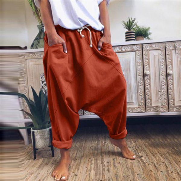 Dámské harémové kalhoty Katey