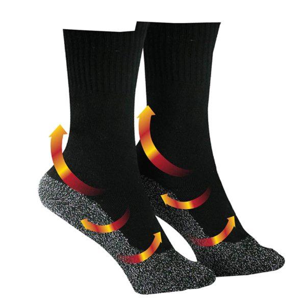 Pánské stylové samozahřívací ponožky Jack
