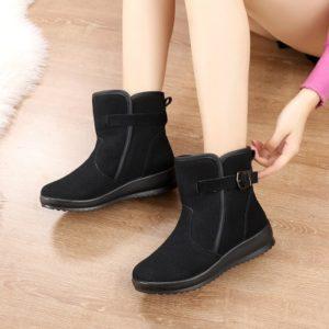 Dámské moderní zimní boty Lexi