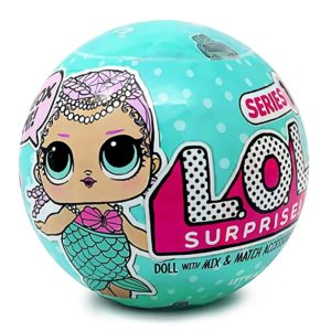 LOL sběratelské panenky pro dívky