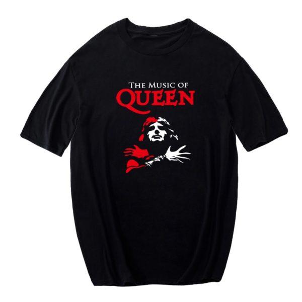 Luxusní unisex tričko Queen