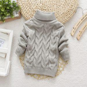 Dívčí stylový svetr
