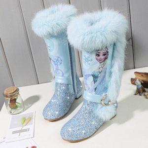 Dětská zimní obuv Elza