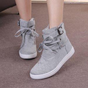 Dámské luxusní kotníkové boty