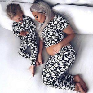 Set na spaní pro maminku a dítě