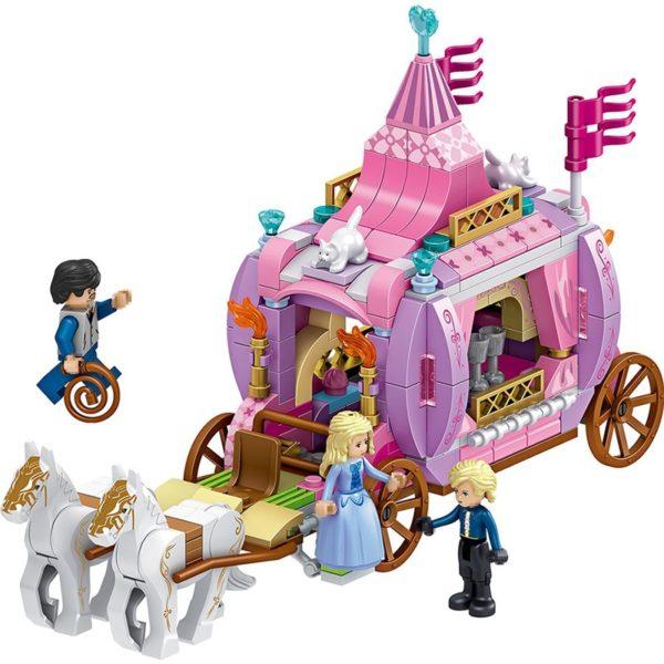 Dětská stavebnice Princess