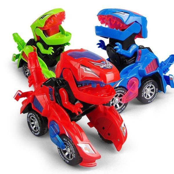 Dětská hračka Dino Car