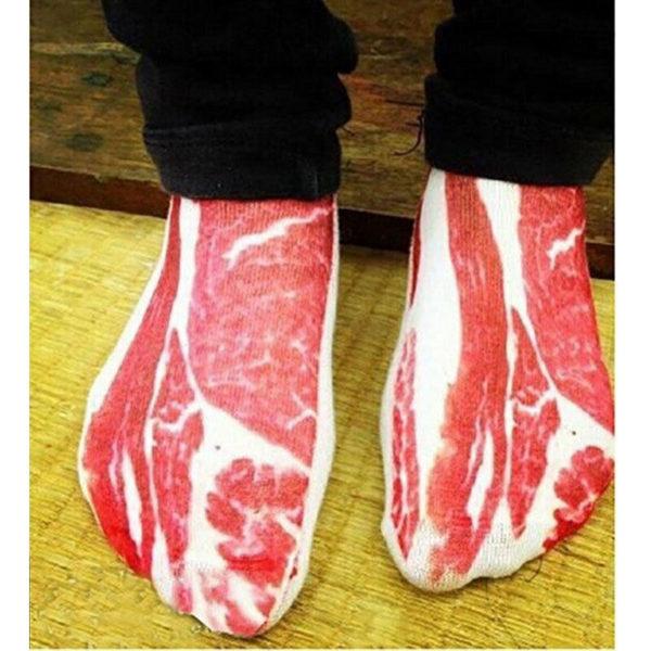 Vtipné ponožky s různými motivy