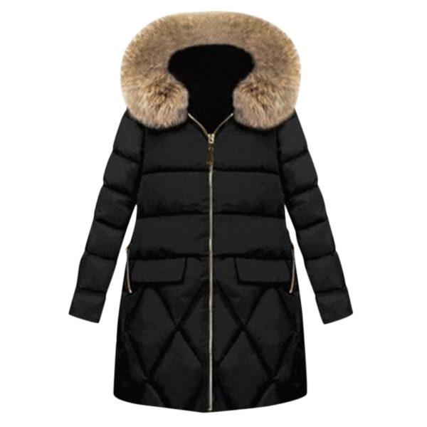 Dámská luxusní zimní bunda Sarah
