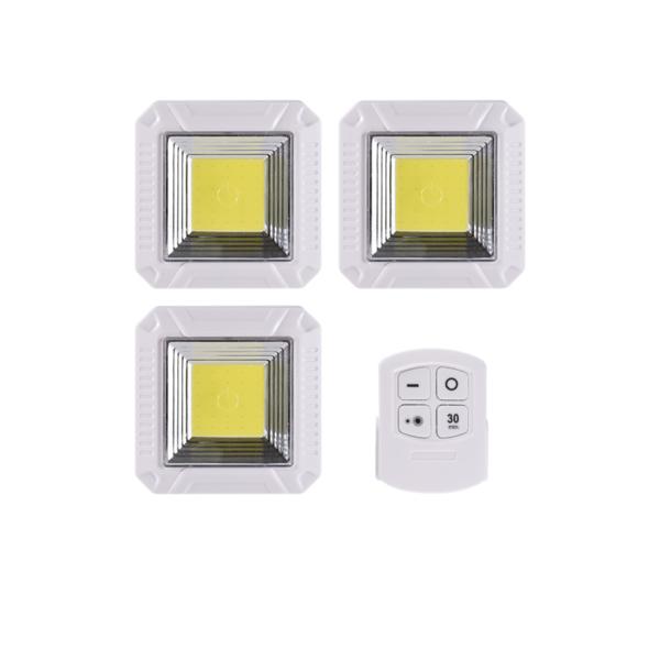 Noční LED světlo s dálkovým ovládáním