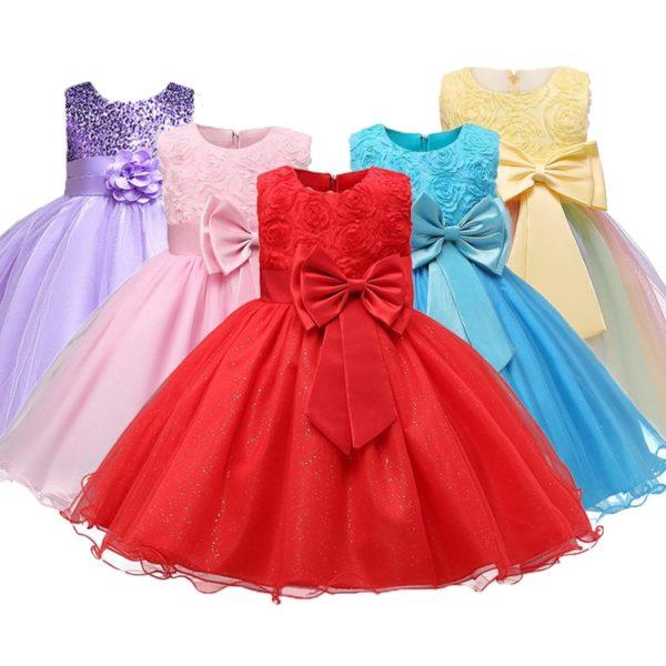Dívčí šaty PRINCESS