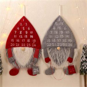 Adventní kalendář Vánoční skřítek