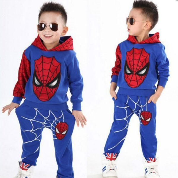 Luxusní dětská tepláková souprava Spider-Man