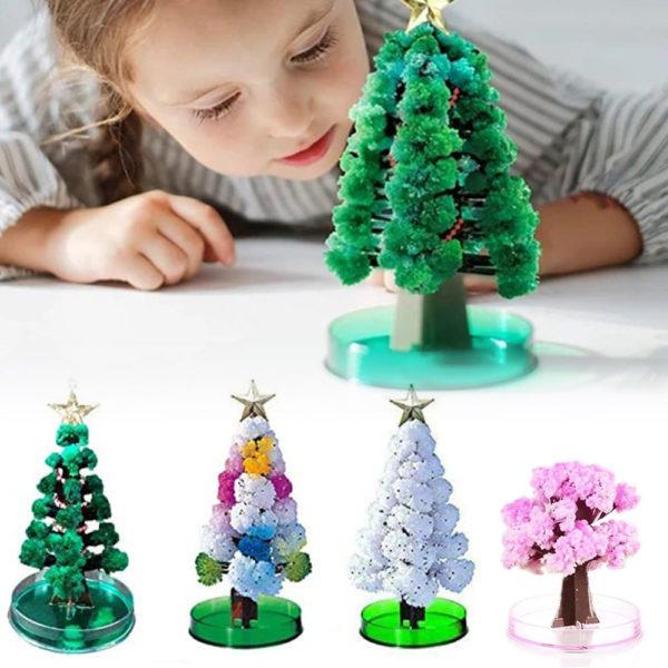 Kouzelný vánoční strom