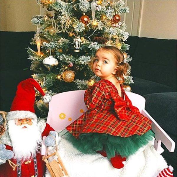 Dívčí vánoční souprava Xmas Baby
