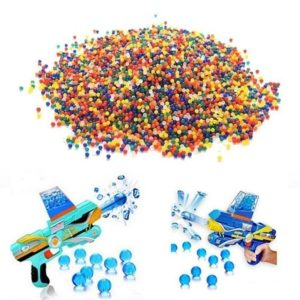 10000ks vodních dekoračních gelových kuliček do vázy