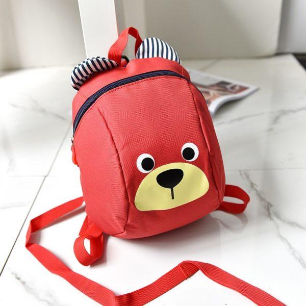 Dětský batoh - medvěd, batoh s medvědím vzorem - různé barvy
