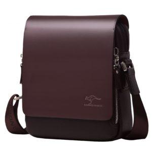 Pánská koženková taška přes rameno Orville