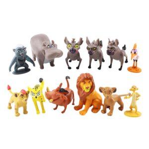 Dětské figurky z pohádky Lví král