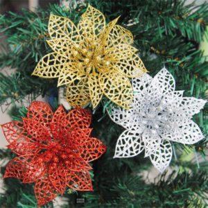 Dekorace vánoční hvězda
