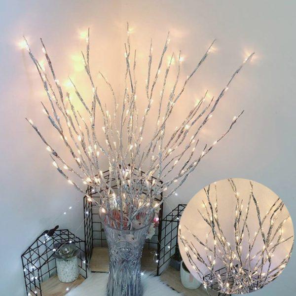 Vánoční osvětlení - LED větvičky