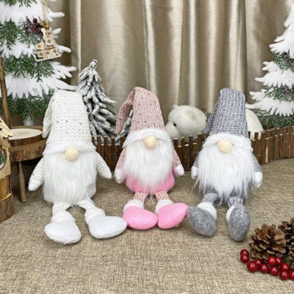 Dekorace - krásný vánoční skřítek