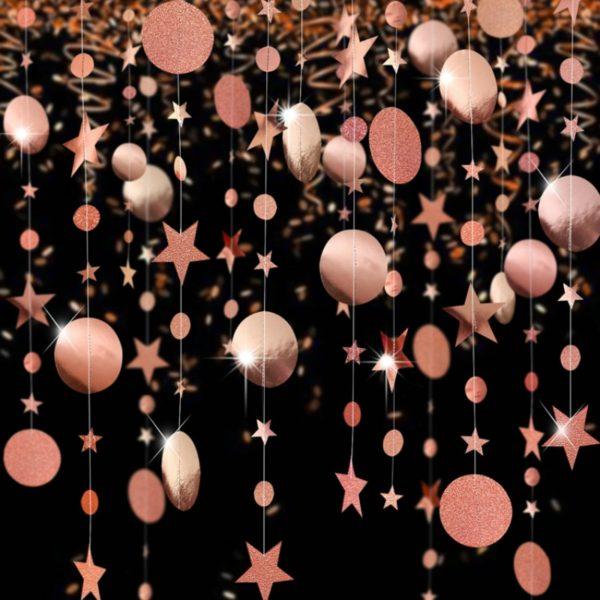Vánoční dekorační girlanda
