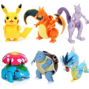 Postavičky z Pokemona