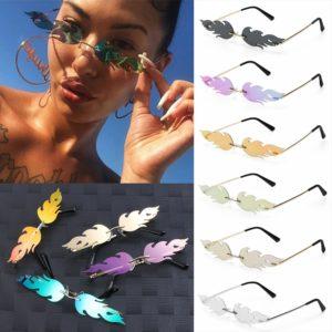 Dámské sluneční brýle- Plamen