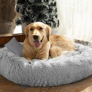 Velký luxusní pelech pro větší psy