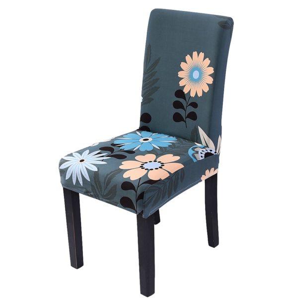 Elastický barevný potah na židle