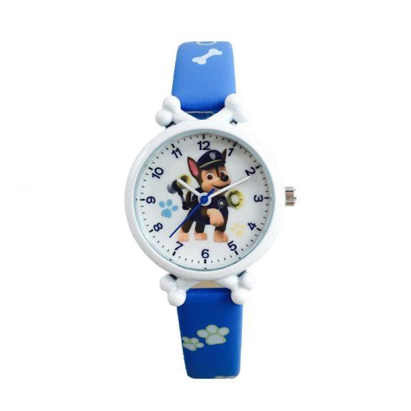 Dětské ručičkové hodinky s pejskama