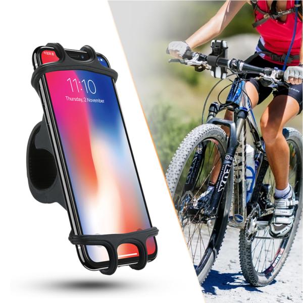 Držák na mobil na kolo