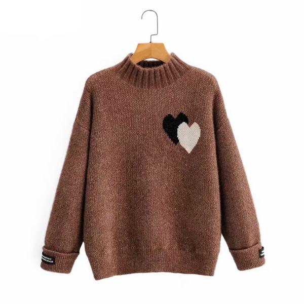 Dámský moderní svetr Denny