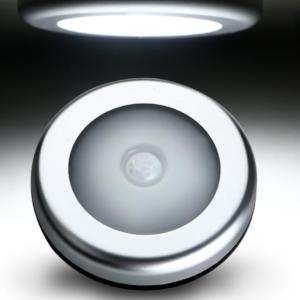 LED noční světlo se snímačem pohybu