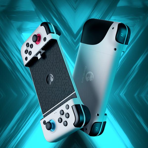 Bezdrátový herní ovladač X2 - mobilní gamapad