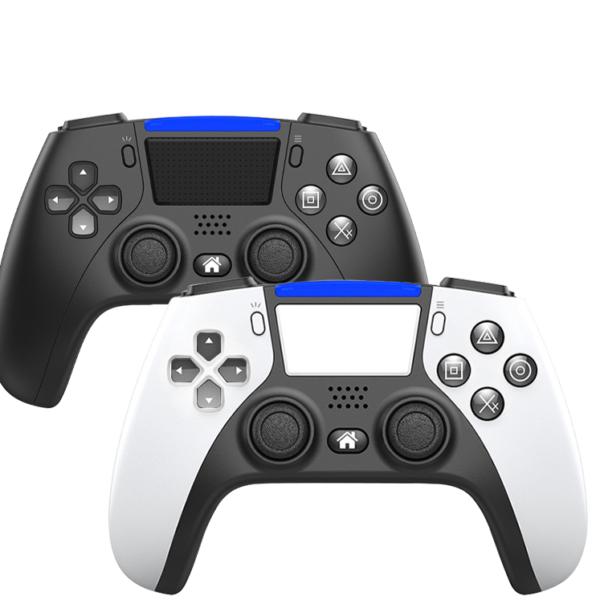 Bezdrátový Bluetooth herní ovladač s dvojitou vibrací