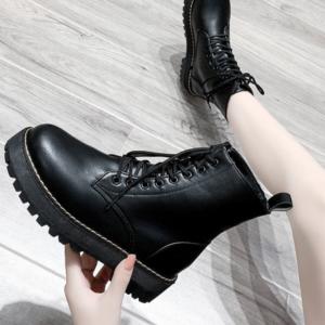 Zimní kotníkové dámské boty