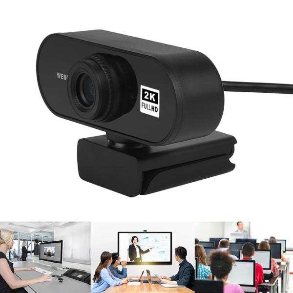 Webová HD kamera na klipsu pro notebook