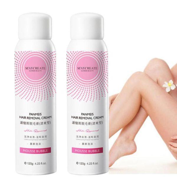 Přírodní depilační sprej