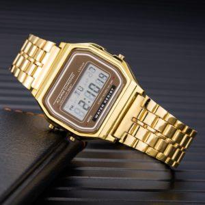 Luxusní hodinky ve stylu retro