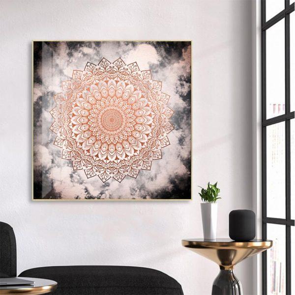 Dekorativní obraz - Mandala