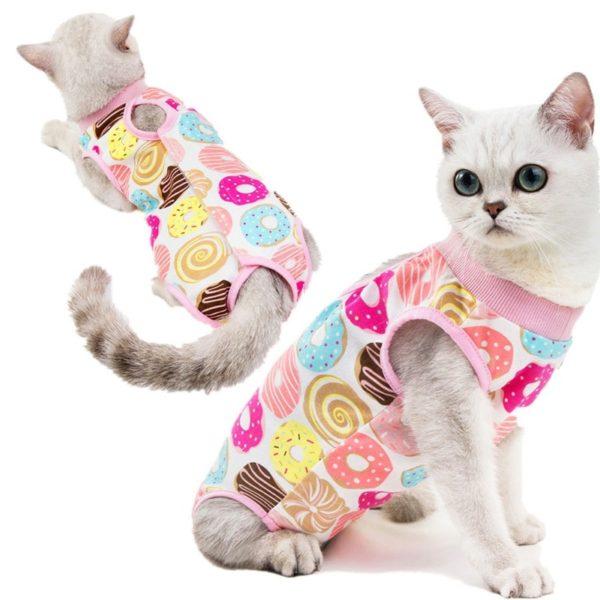 Vtipný obleček pro kočky