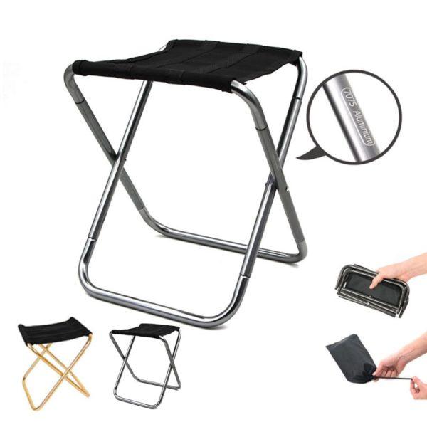 Venkovní skládací židle