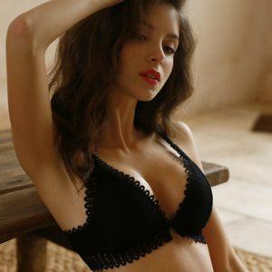 Sexy krajková podprsenka Aleia
